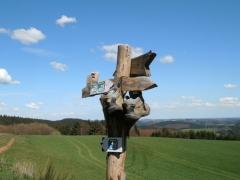 15Lentewandeling Duitse Eifel