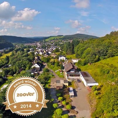 ferienhaus Deutschland zoover award