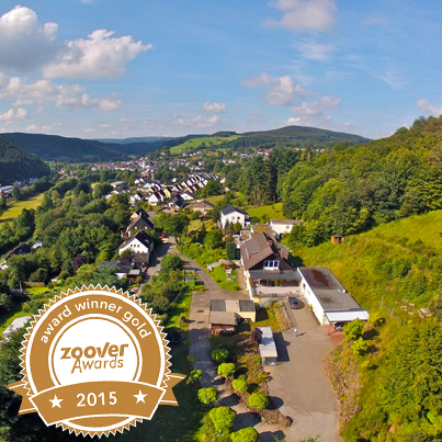Ferienhaus-germany-zoover-award