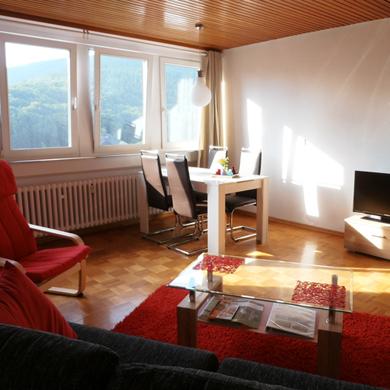 Ferienwohnung Dorfblick Eifeler Sonnenhof Duitsland