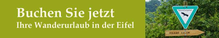 Wanderurlaub Eifel buchen